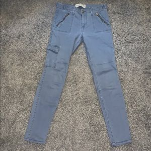 Abercrombie Colored Army Jeans